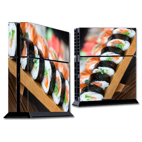 Sushi California Roll Japanese Food  Sony Playstation PS4 Skin