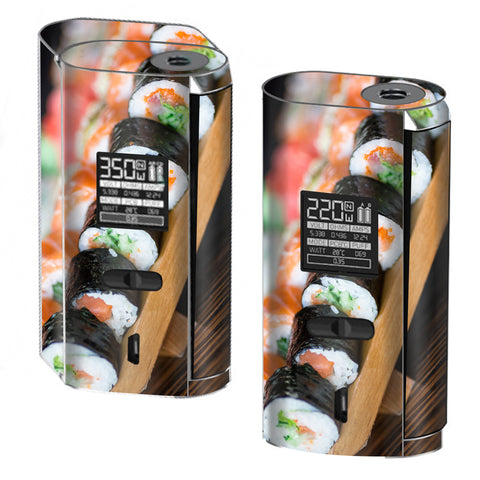 Sushi California Roll Japanese Food  Smok GX2/4 Skin