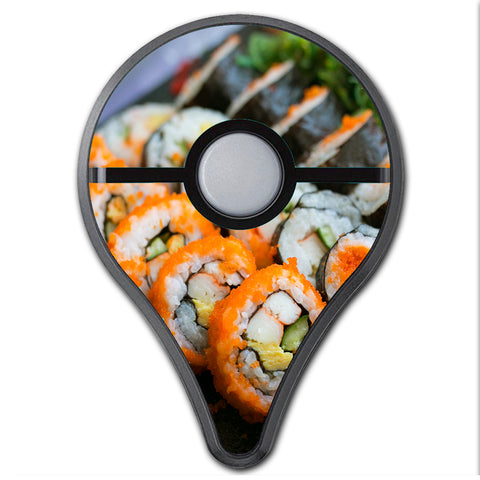 Sushi Rolls Eat Foodie Japanese Pokemon Go Plus Skin