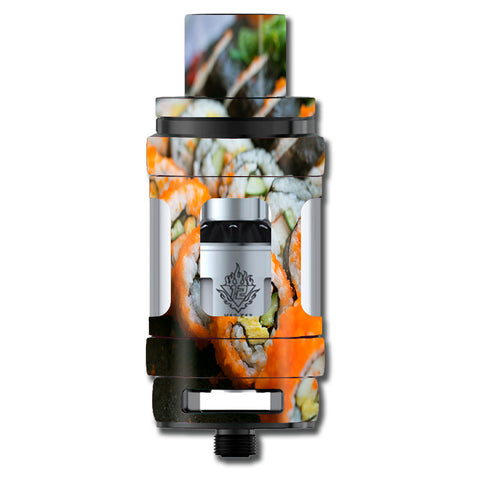 Sushi Rolls Eat Foodie Japanese Smok TFV12 Cloud King Beast  Skin
