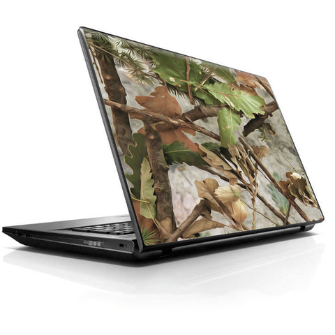 Tree Camo Real Oak HP Dell Compaq Mac Asus Acer 13 to 16 inch Skin