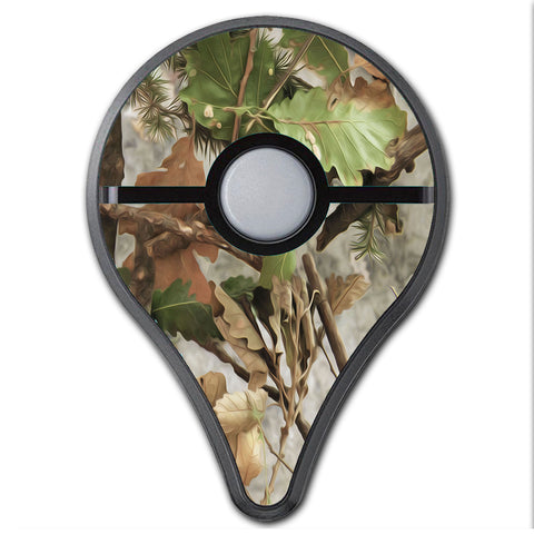 Tree Camo Real Oak Pokemon Go Plus Skin
