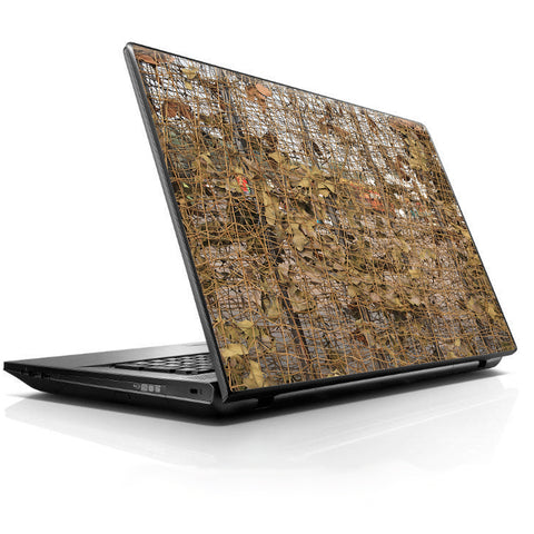 Tree Camo Net Camouflage Military HP Dell Compaq Mac Asus Acer 13 to 16 inch Skin