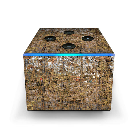 Tree Camo Net Camouflage Military Amazon Fire TV Cube Skin