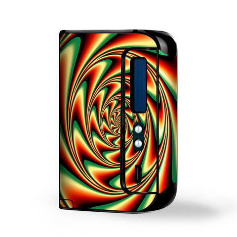 Trippy Motion Moving Swirl Illusion Smok Osub King Skin
