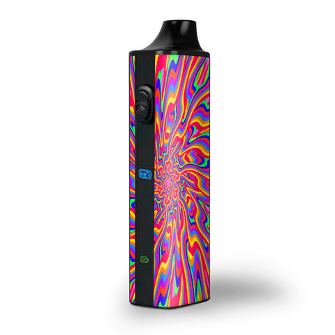Optical Illusion Colorful Holographic Pulsar APX Skin