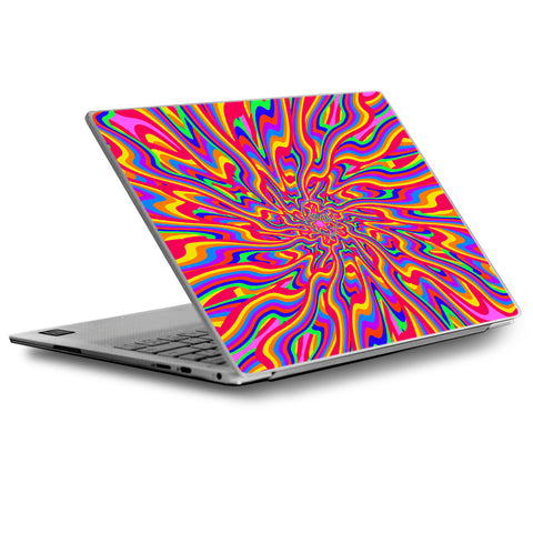 Optical Illusion Colorful Holographic Dell XPS 13 9370 9360 9350 Skin