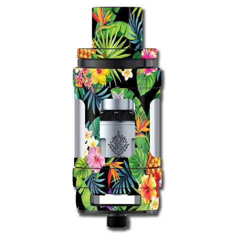 Tropical Flowers Pineapple Hibiscus Hawaii Smok TFV12 Cloud King Beast  Skin