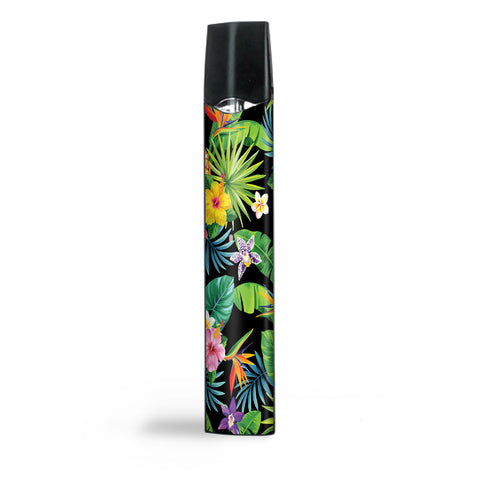 Tropical Flowers Pineapple Hibiscus Hawaii Smok Infinix Ultra Portable Skin