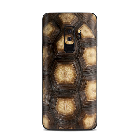 Turtle Shell Sea Desert Tortoise  Samsung Galaxy S9 Plus Skin