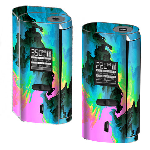 Water Colors Trippy Abstract Pastel Preppy Smok GX2/4 Skin
