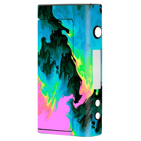Water Colors Trippy Abstract Pastel Preppy Sigelei Fuchai 200W Skin