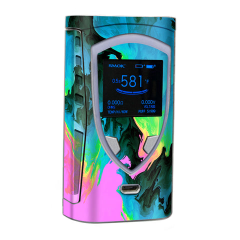 Water Colors Trippy Abstract Pastel Preppy Smok Pro Color Skin
