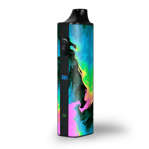 Water Colors Trippy Abstract Pastel Preppy Pulsar APX Skin