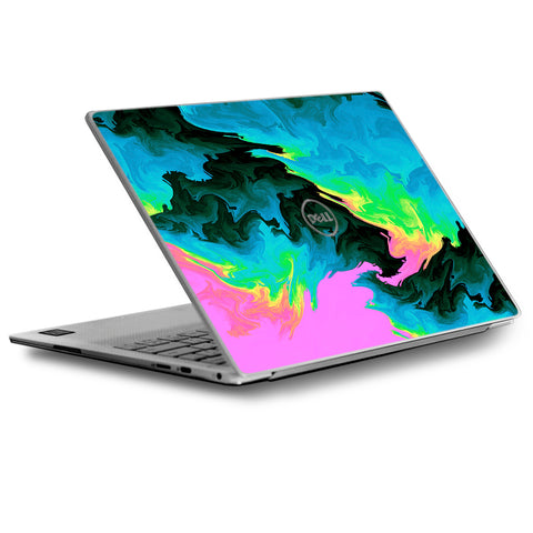Water Colors Trippy Abstract Pastel Preppy Dell XPS 13 9370 9360 9350 Skin