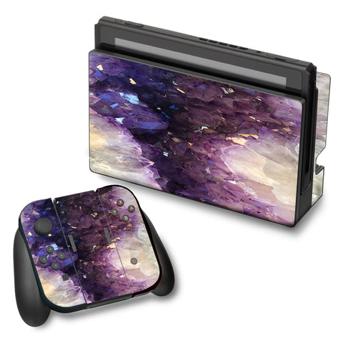Wood Marble  Nintendo Switch Skin