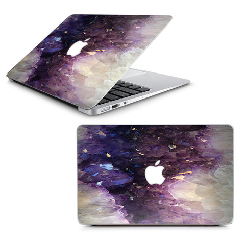 "Wood Marble  Macbook Air 13"" A1369 A1466 Skin"