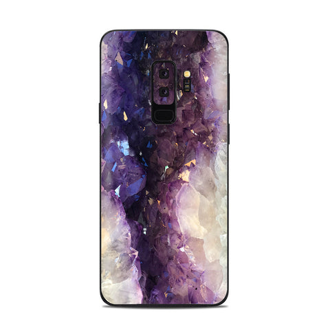 Wood Marble  Samsung Galaxy S9 Plus Skin