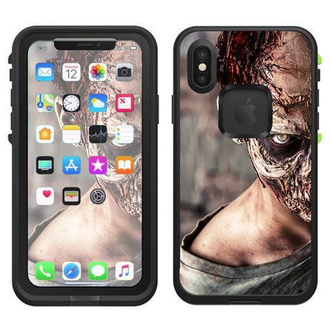 Zombie Dead Apocalypse  Lifeproof Fre Case iPhone X Skin