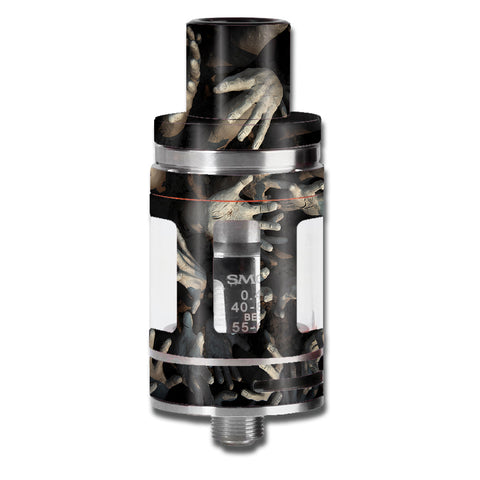 Zombie Hands Dead Trapped Walking Smok TFV8 Micro Baby Beast  Skin