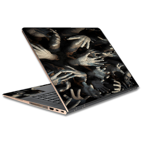 Zombie Hands Dead Trapped Walking HP Spectre x360 13t Skin