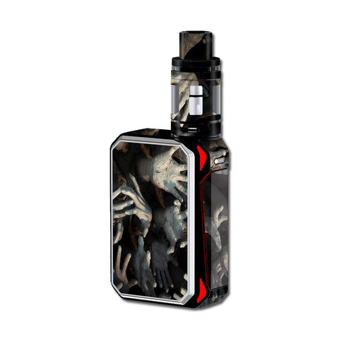 Zombie Hands Dead Trapped Walking Smok G-Priv Skin