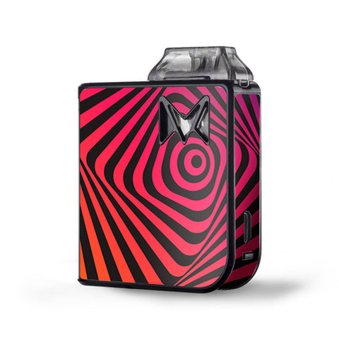Abstract Movement Trippy Psychedelic Mipod Mi Pod Skin