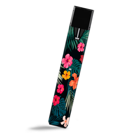 Hibiscus Flowers Tropical Hawaii Smok Fit Ultra Portable Skin
