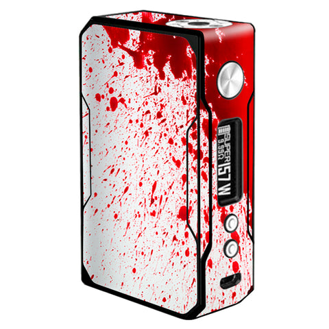 Blood Splatter Dexter Voopoo Drag 157w Skin