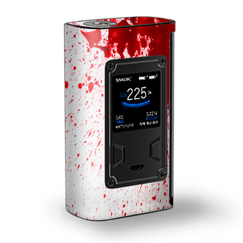 Blood Splatter Dexter Majesty Smok Skin