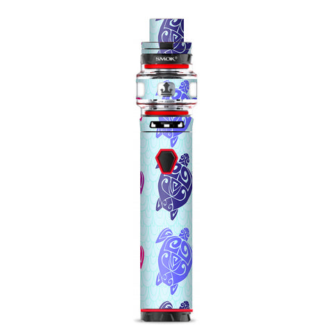 Turtles Colored Hawaiian Smok Stick Prince Skin