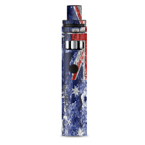 Flag Australia Grunge Distressed Country Smok Stick AIO Skin