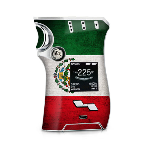 Flag Mexico Grunge Distressed Country Smok Mag Skin