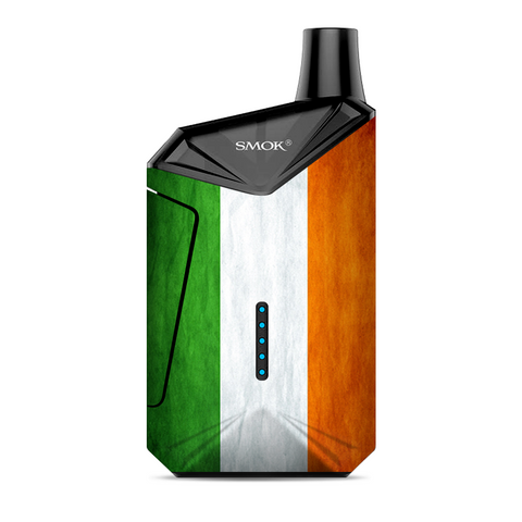 Irish Pride Smok  X-Force AIO Kit  Skin