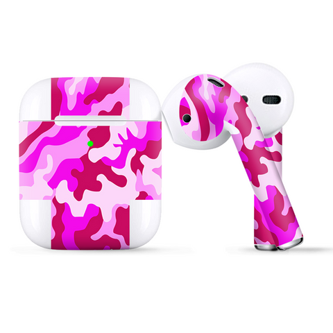 Pink Camo, Camouflage