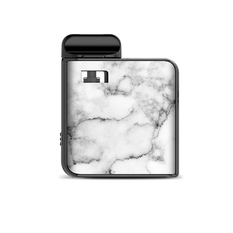 Grey And White Marble Panel Smok Mico Kit Skin