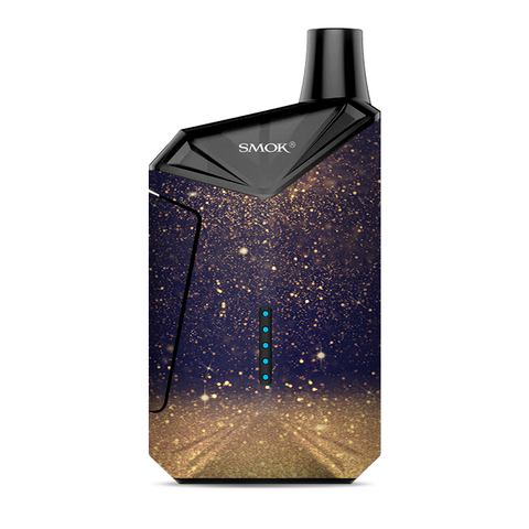 Gold Dust Lens Flare Glitter Smok  X-Force AIO Kit  Skin