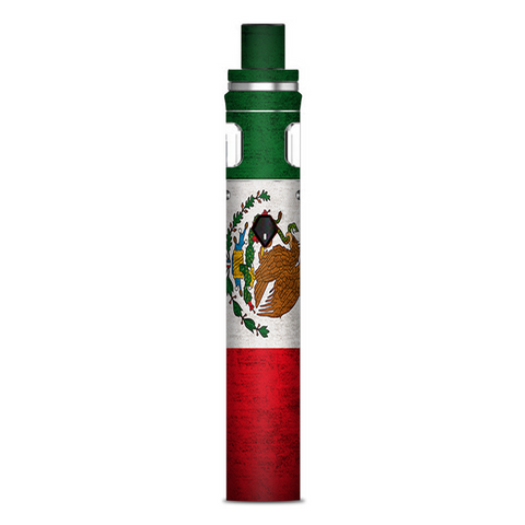 Flag Mexico Grunge Distressed Country Smok Nord AIO 19 Skin