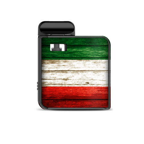 Flag Italy Grunge Distressed Country Smok Mico Kit Skin
