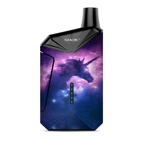 Unicorn Galaxy Cosmic Nebula Smok  X-Force AIO Kit  Skin