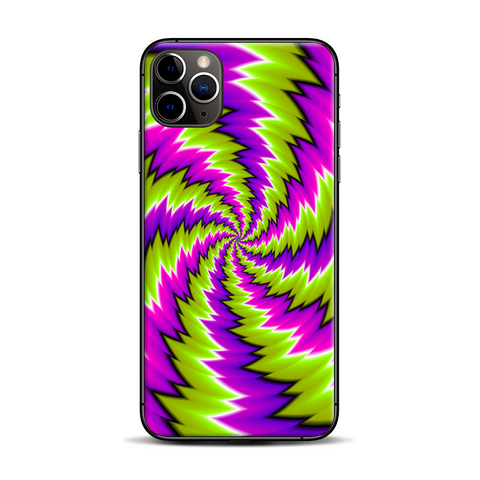 Psychedelic Moving Swirls