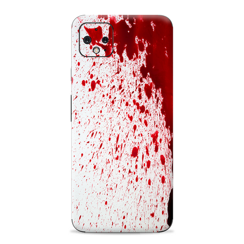 Blood Splatter Dexter