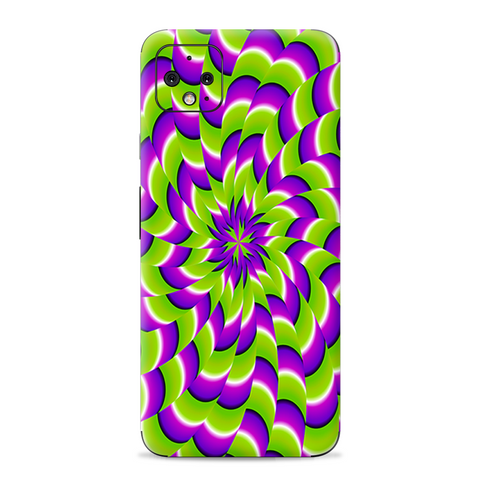 Trippy Psychedelic Motion Swirl