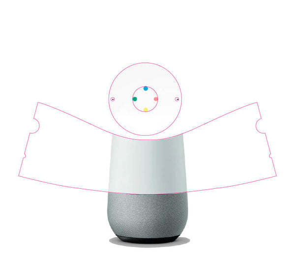 Custom Skin for Google Home