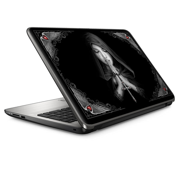 Anne Stokes Gothic Prayer Hands 14 Custom Fit Made To Order Laptop Notebook Skin Vinyl Sticker Cover Decal Fits Hp Lenovo Apple Mac Dell Compaq Asus Acer Itsaskin Com