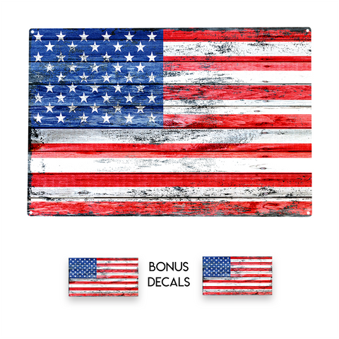 United States of America US Flag Decorative Sign