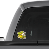 TROG Your Up Decal