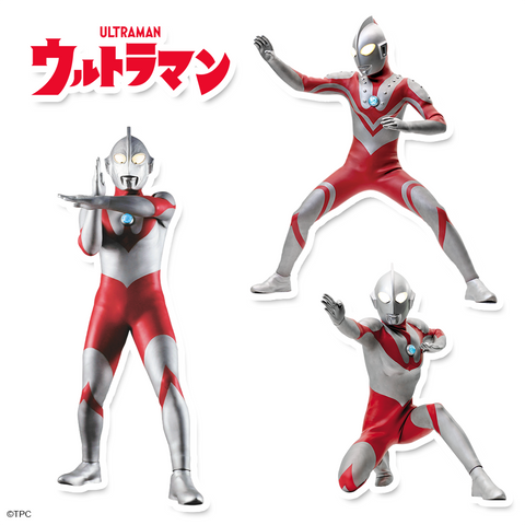 Ultraman Hero Zoffy Character Decal Pack