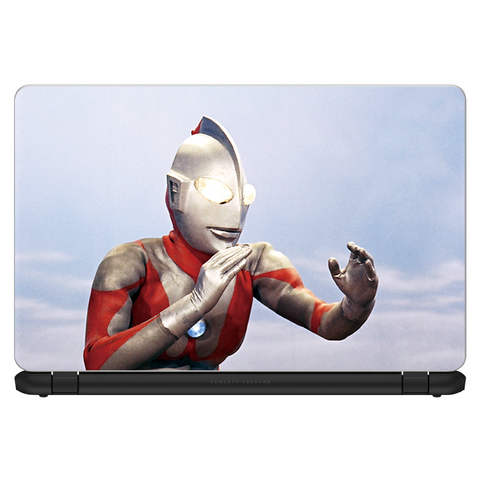 "Ultraman Hero Fighting Stance 15"" Laptop Skin"