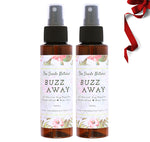 Buzz Away Double Deal - Natural Moisquito Repellent, Bug Repellent
